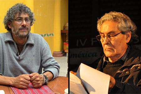 Gustavo Castro Soto y Anibal Quijano Obregón